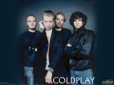 Banda Coldplay