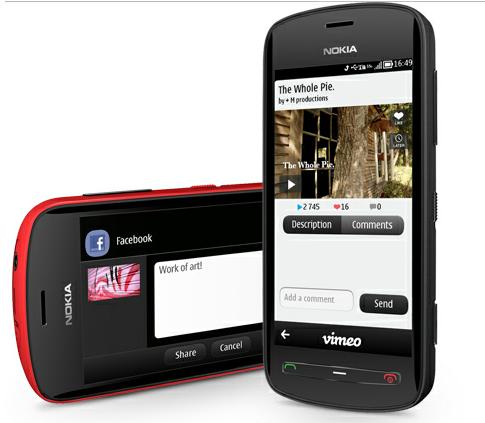 Nokia 808 PureView- um smartphone com câmera de 41 megapixels